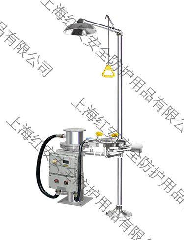 90906610-DJR紧急电加热洗眼器